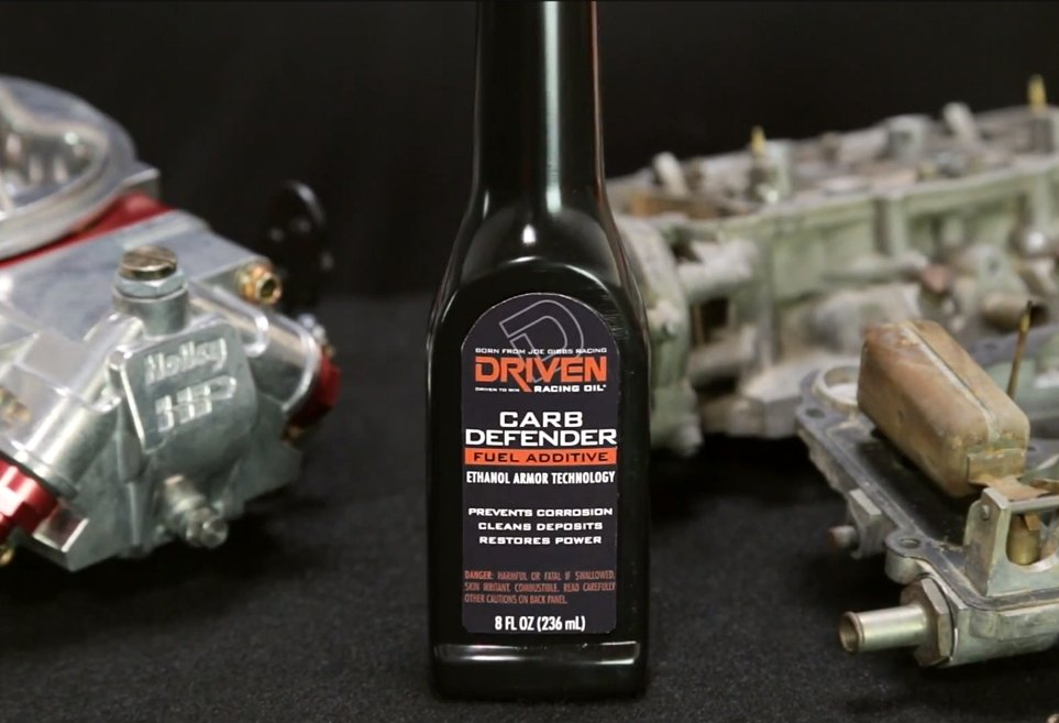Video: Pump Gas And A Carburetor? Check Out Driven's Carb Defender!
