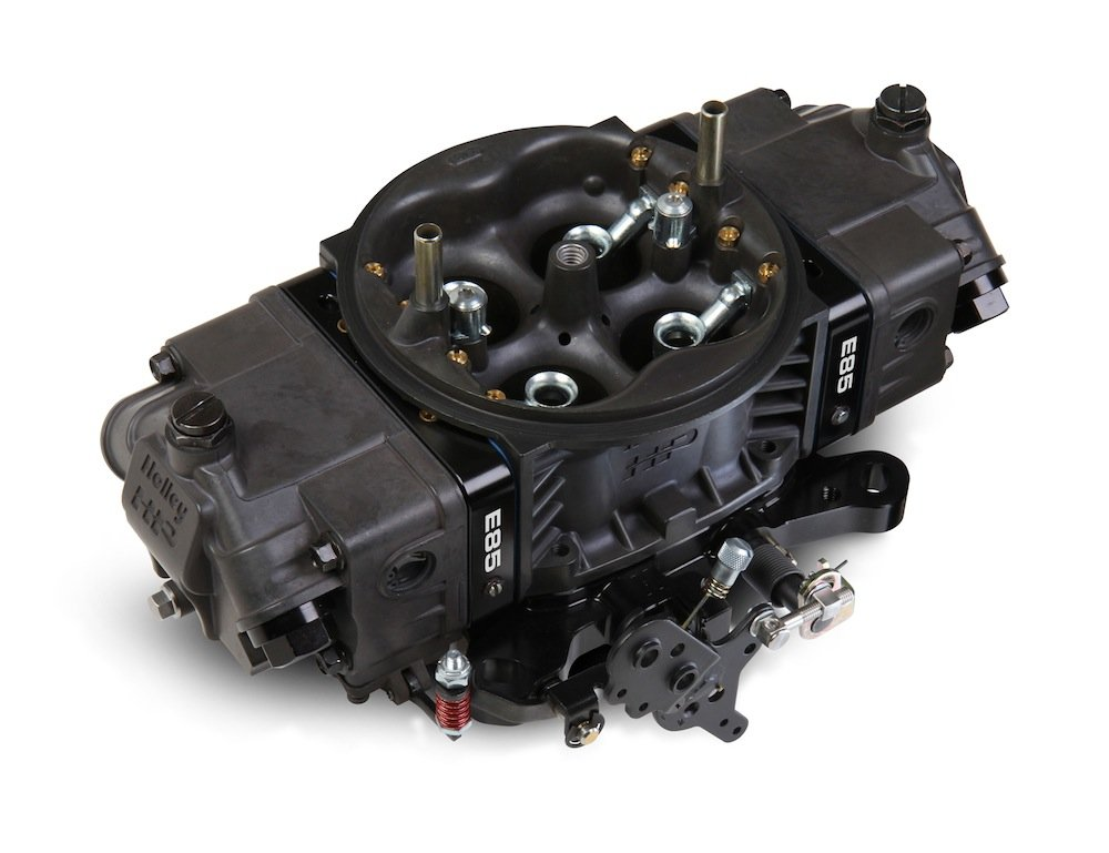 Holley's 4150 Ultra HP Now Engineered For E85