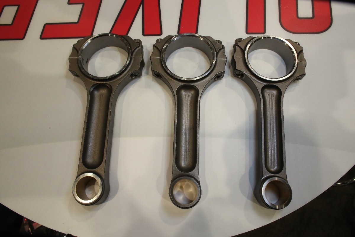 SEMA 2013: Oliver's Three Rod Choices From One Piece Of Billet Steel