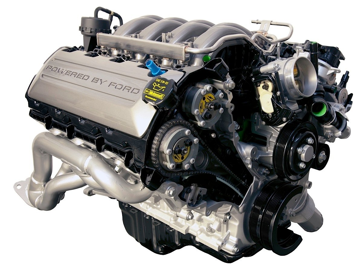 Inside The 2015 Mustang's New EcoBoost and Coyote Engines
