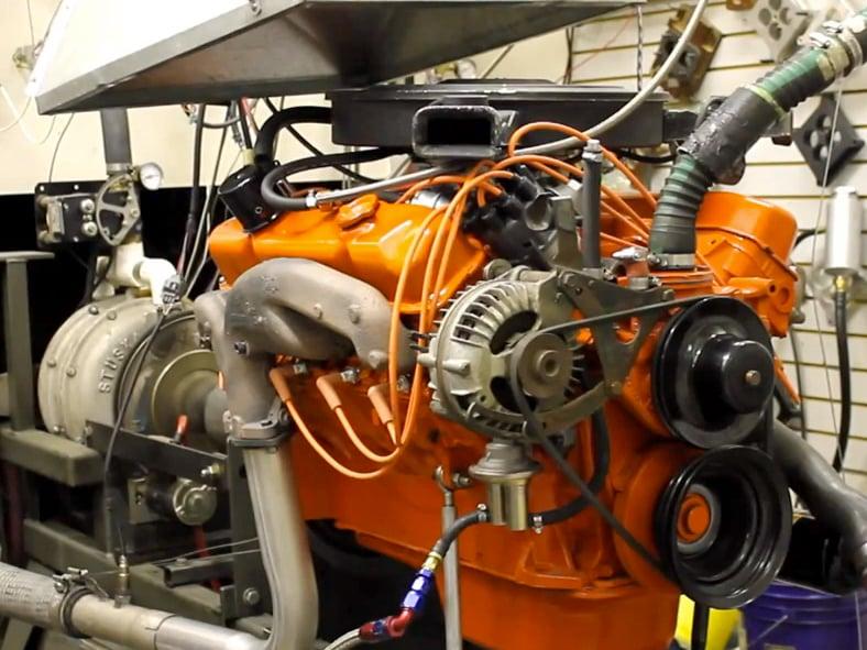Video: Restored Dodge 440 Engine Makes 500+ lb-ft Of Torque!
