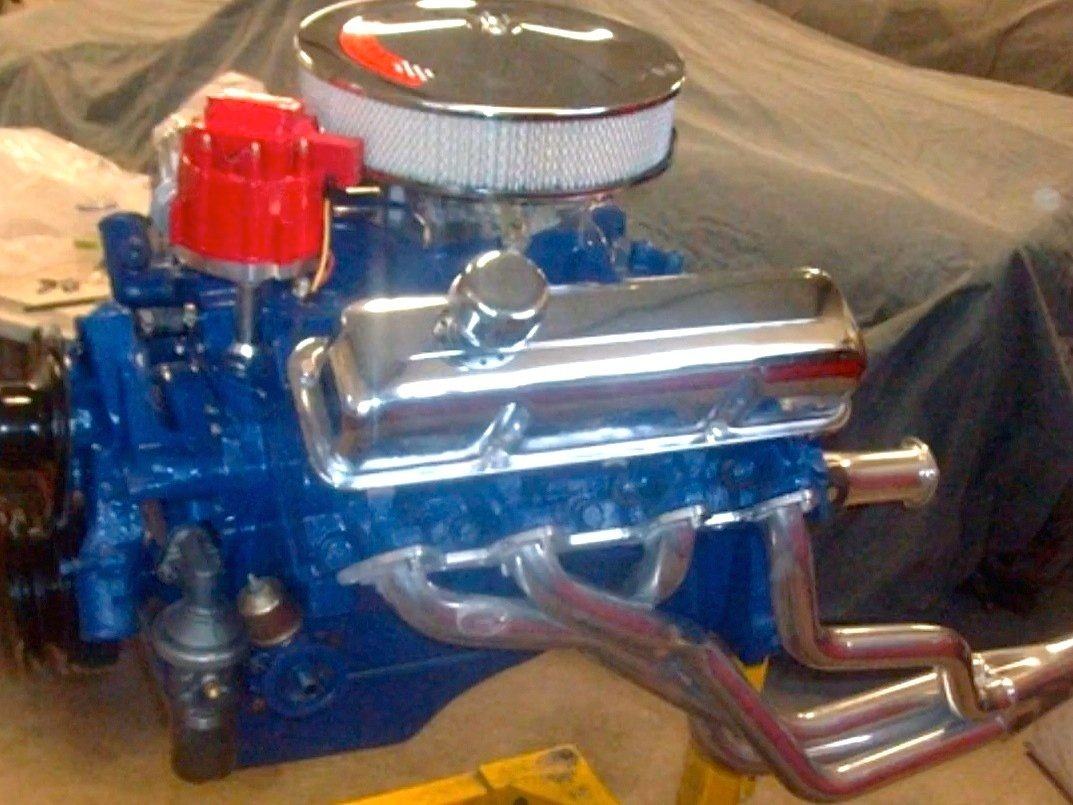 Video: Rebuilt Ford 390 Engine Shows Value Of Documenting Buildups