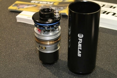 SEMA 2014: FueLab Digital Fuel Delivery Keeps the Fires Burning