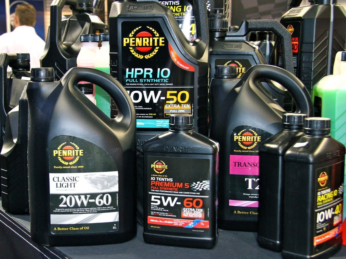 SEMA 2014: Penrite Now Offering Premium Motor Oils in US
