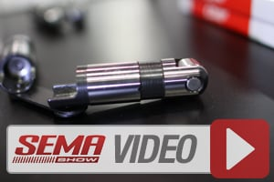 SEMA 2014: Crane Cams Talks Hydraulic Roller Camshafts For 2015