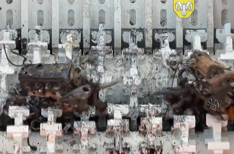 Video: Watch The Red Giant Devour Complete Engines In Beast Mode