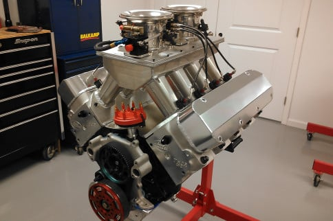 611 Cubes Of Big-block Ford Fury From Straub Technologies