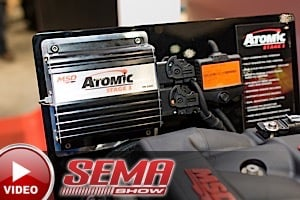SEMA 2015: MSD's Atomic Stage 1 EFI, Throttle Body, And LT1 Intake