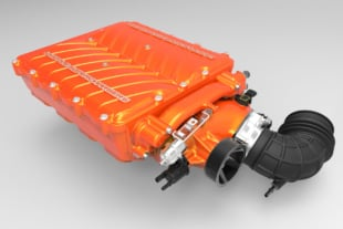 First Look: Whipple's New Supercharger for the 2016-17 Camaro