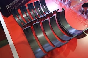 SEMA 2016: King Bearings For Coyote & EcoBoost Engines