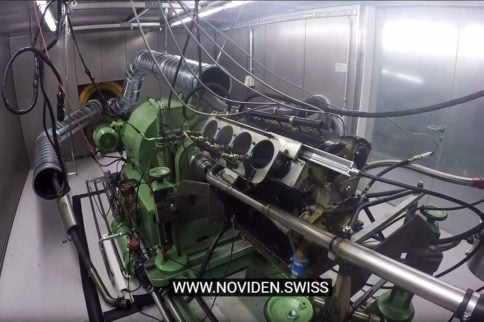 Video: BMW F2 M12 Engine Dyno Testing In Switzerland