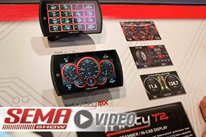 SEMA 2017: DiabloSport's Trinity T2 Programmer Offers Options Galore