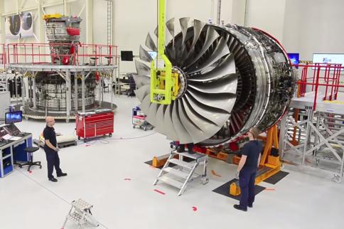 How A 50,000+HP, $35 Million Rolls-Royce Aircraft Engine Is Born