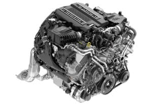 Cadillac Drops Details On All-New 4.2-Liter Twin Turbo V8 Engine