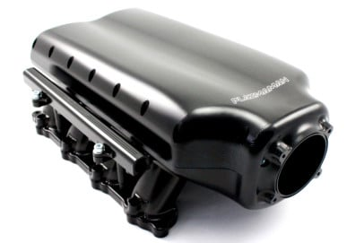 Amazing New Plazmaman Billet Coyote Intake From Down Under