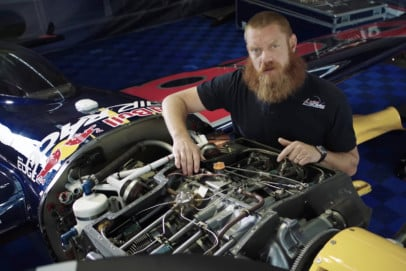 Lycoming Thunderbolt: The Red Bull Air Race Spec Engine