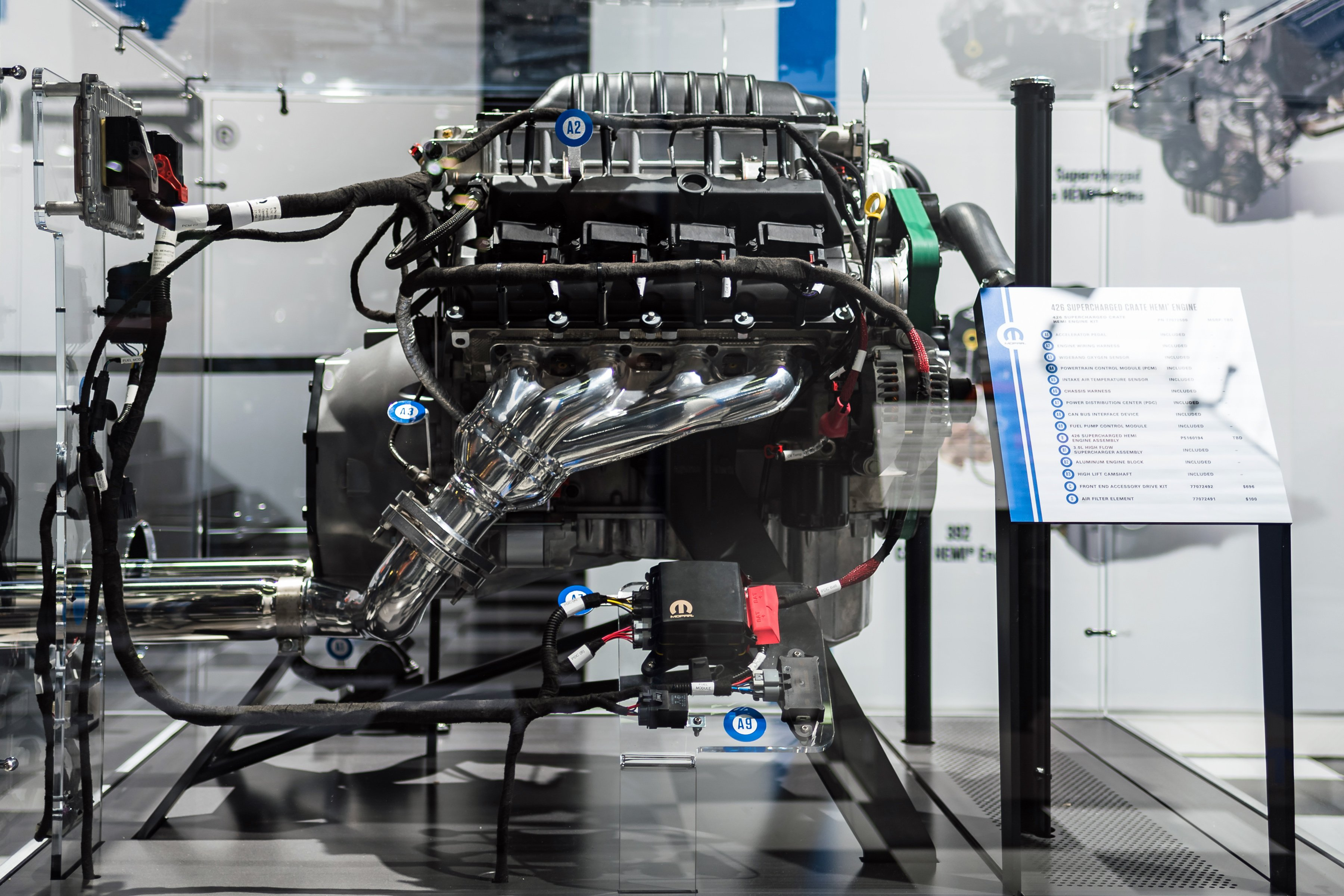 The Magnificent Mopar 413 and 426 Max Wedge Engines