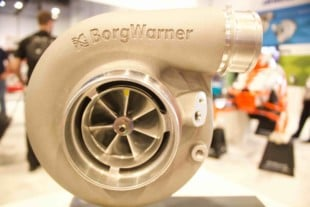 SEMA 2018: BorgWarner Spreads Awareness About MatchBot Turbo Guide