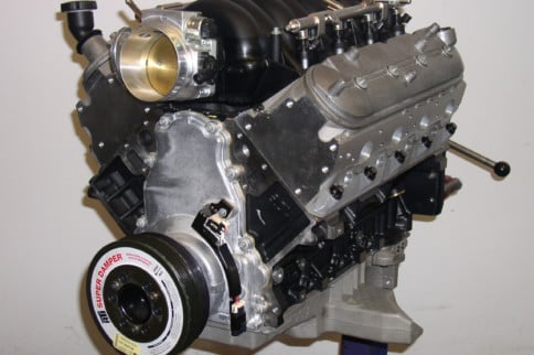 Rebuild A Salvage Yard LS Engine For Any Hot Rod Application