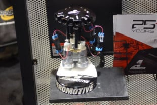 PRI 2018: Aeromotive's Trifekta Triple Pump System Goes High-HP!