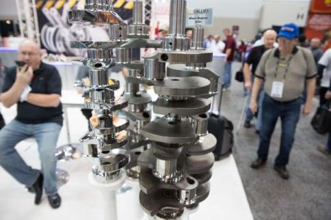 PRI 2018: Callies Introduces Its New Compstar LS Crankshaft