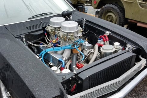 A Modern Take On A Ford 351 Cleveland Nets Almost 900 Horsepower N/A