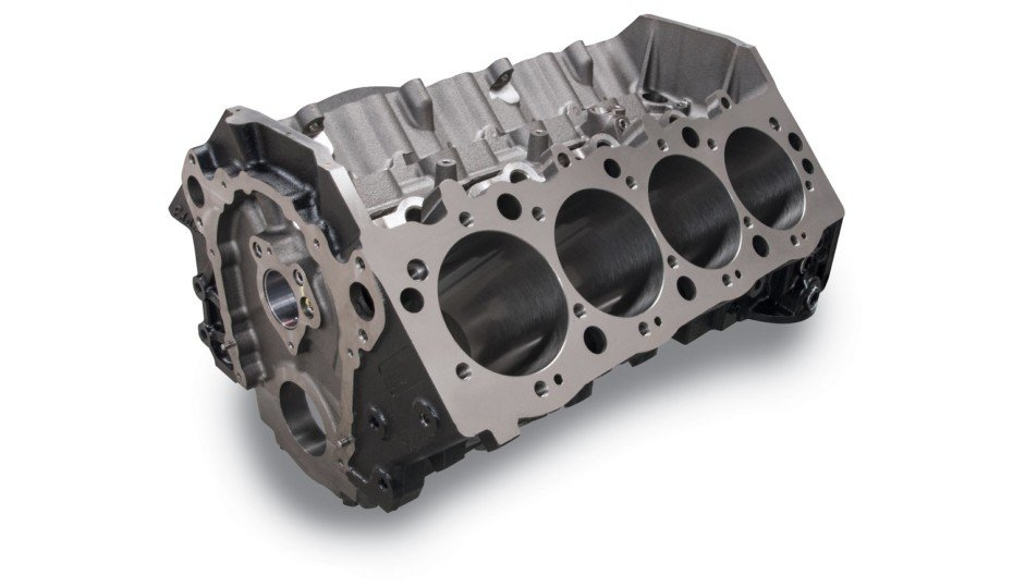 Edelbrock Releases Engine Blocks For SBC And BBC Applications