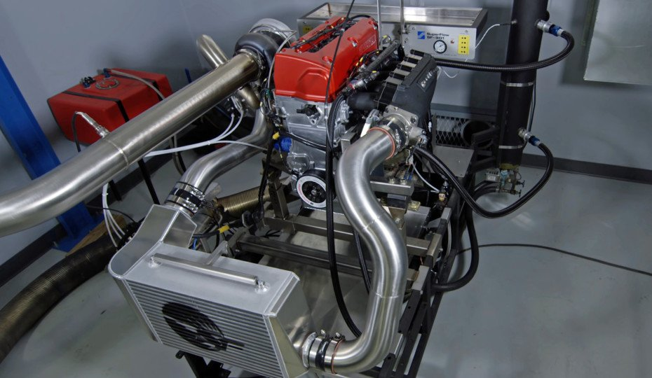 A Look At What Goes Into A 1,000 Horsepower 2.4-Liter Honda Engine