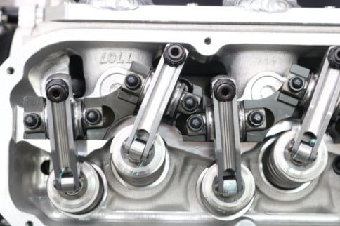 Custom Rockers 101: T&D Walks Us Through Its Killer Rocker Arms