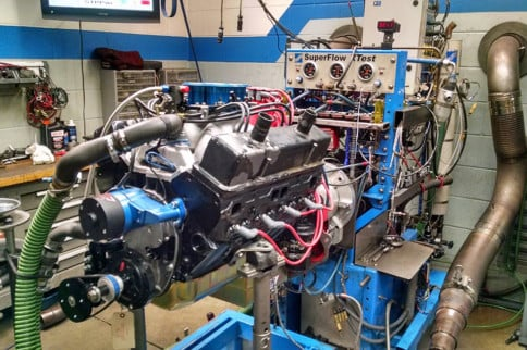 R&R Performance Makes It's Ten-Thousandth SuperFlow Dyno Run