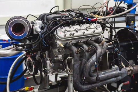 Lingenfelter Performance Engineering's Eliminator LS7 On The Dyno
