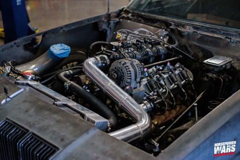 $10K Drag Shootout 2:  Engine Profile — Midwest Mayhem