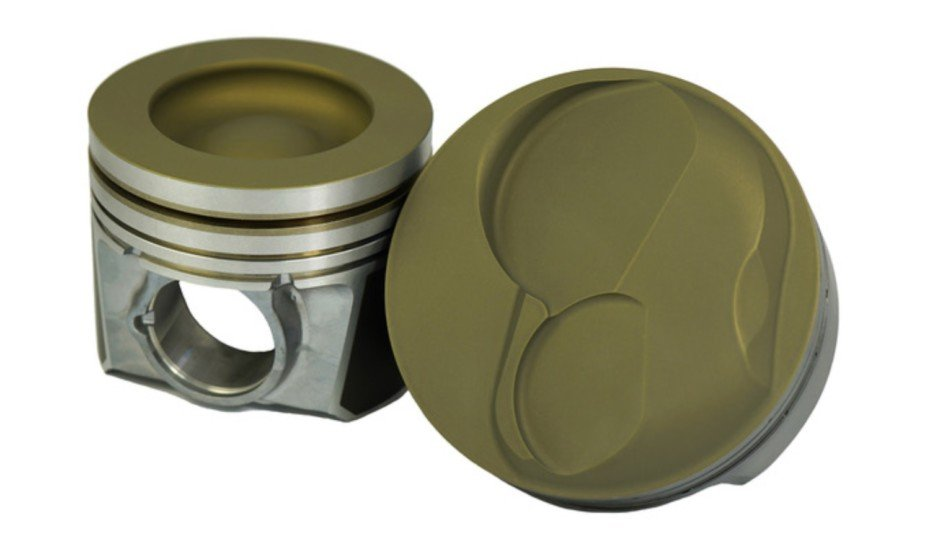 MAHLE Releases Ceramic Thermal Barrier Coating For PowerPak Pistons