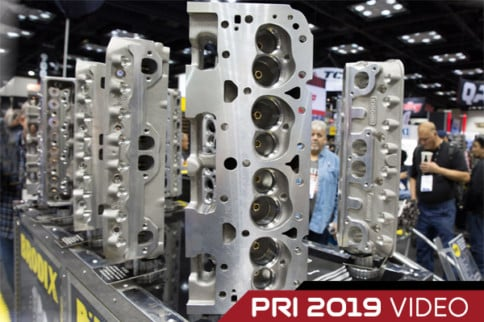 PRI 2019: Brodix IK-Series Heads Combine Performance And Price