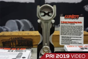 PRI 2019: Lunati's New X-Beam Connecting Rods and Gen-III Hemi Cams