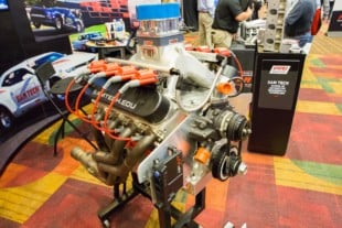 PRI 2019: SAM Tech's Engine Masters LS Build Engages Students