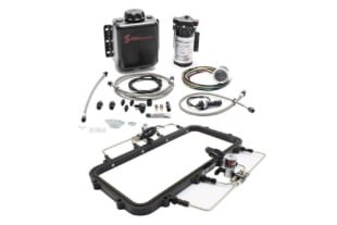 Snow Performance Introduces Water/Meth System For The Holley Hi-Ram