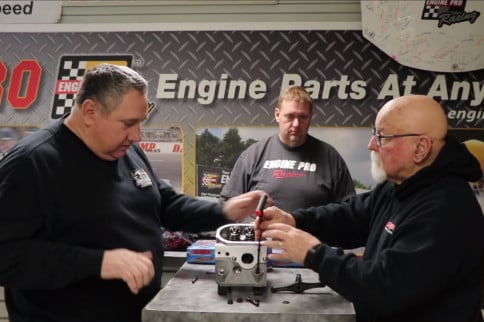 Video: Head Stud Installation Tips With Engine Pro And ARP