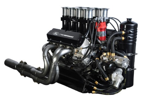 Inside Ford Performance's New Sprint Car Engine — The FPS 410