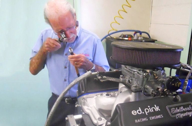 Total Seal's Hidden Horsepower Podcast Talks To Ed Pink