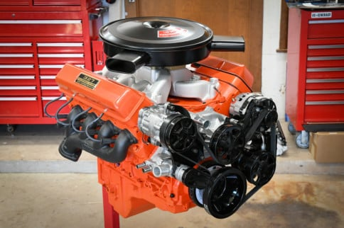 Giving A Modern LS Engine A Vintage Twist: Part III