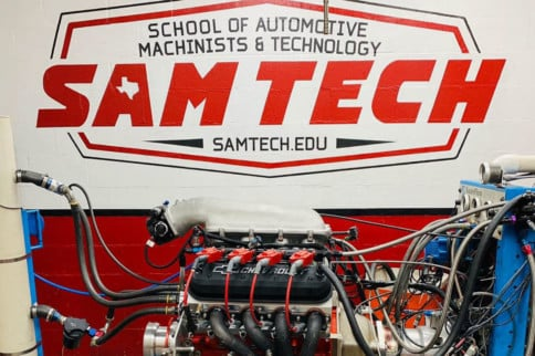 High Performance Education: How SAM Tech Prepares Its Students