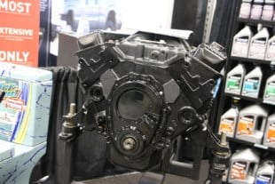 Quicksilver's Crate Engine Program: Past, Present, And The Future