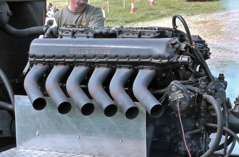 Video: Six Of The Strangest Battle Tank Engines In The World