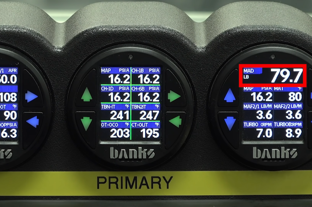 More Power With Less Boost: Banks 1,200-HP Tri-Charged Duramax