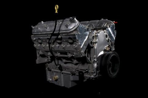 Chevrolet Performance Releases A New Series Of LS3 Long-Blocks