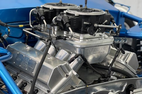 This N/A 10,000-Plus-RPM Small-Block Ford Makes 3 Horsepower/Cube