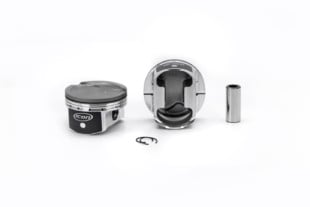 United Engine and Machine: ICON Elite Pistons for GM LS1/LS6 Block