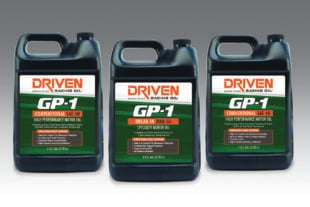 A New Driven Oil That Is Safe For Vintage And Classic Engines