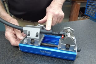 Making Push Lock Hose Assembly Even Easier With Koul Tools' EZ-ON